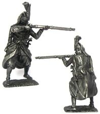 Janissary, Ottoman Empire, XVIII c. Tin toy soldier 54 mm. metal