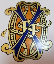Arturo Fuente / Fuente Fuente Opus X 20 years celebration cigar sticker