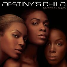 DESTINY'S CHILD Destiny Fulfilled CD