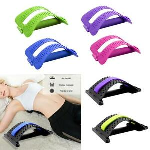 Stretch Equipment Back Massager Magic Stretcher Fitness Lumbar Support Tools