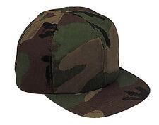 Kids Adjustable Baseball Cap Camouflage Street Hat Rothco