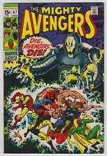 L8911: Avengers #67, Vol 1, F/VF Condition