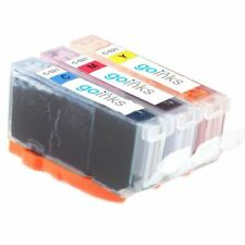 3 C/M/Y Ink Cartridges for Canon PIXMA iP4600, MP550, MP630, MP990