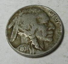 1931-S Buffalo Nickels (#131B)