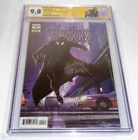 Venom #9 1st Full Dylan Brock CGC SS 9.8 Signature DONNY CATES RYAN STEGMAN VAR