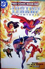 Bruce Timm Justice League Number 1 Original American DC LJA