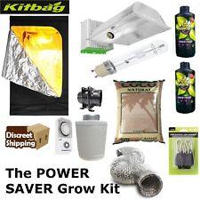 Complete Full Grow Tent Kit Fan 1.2 coco set up hydroponics 315w CMH Light led