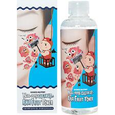 Elizavecca lechoso Piggy Infierno Poros Limpieza Aha fruta Toner 200ml/Cosméticos Coreanos