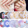 Nail Art 3D Bijoux Ongle Déco Glitter Strass Cristal Fimo GelS UV Tips DIY