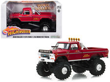 GREENLIGHT 86162 1/43 FORD F-250 MONSTER TRUCK HIGH ROLLER