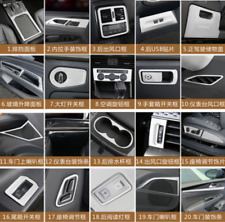 43PCS Stainless Car Interior Kit Cover Trim For Volkswagen Passat 2019 2020