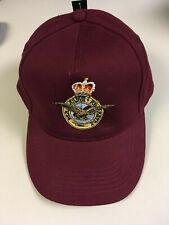 RAF Baseball Hat, Burgundy, New, Not quiet perfect