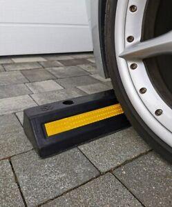 B-WARE Radstopper Reifenstopper Parkstopper Garage Stopper Parkhilfe Parken