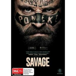 SAVAGE DVD, NEW & SEALED ** NEW RELEASE ** 060121, FREE POST