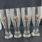 German Rastal Set of 4 Pilsner beer glasses .5 L, Franziskaner Weissbier