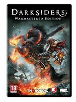 DARKSIDERS WARMASTERED EDITION PC DVD GAME