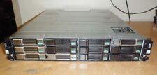 Dell Compellent SC200 Expansion Enclosure 6x 4TB 7.2K SAS-DRMYH-24TB Disk Array