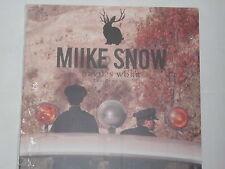 "MIKE SNOW -Devil's Work - The Remixes- 12"""