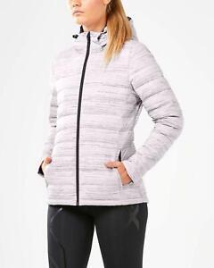 2XU Womens ClassiX Insulation Jacket III - Gull Grey