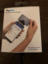 PayPal Mobile Card Reader Card Swipe for iOs/Android/Windows New in Box