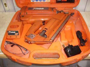 Paslode IM350   1st FIX FRAMING NAILER KIT - GAS NAIL GUN.
