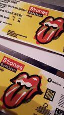 1 x Rolling Stones Stuttgart, 30.06.2018, Sitzplatz Untertürkheimer Kurve 76E
