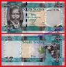 SOUTH SUDAN DEL SUR 10 Pounds 2011 Pick 7  SC / UNC