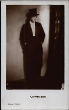 Carmen Boni - Film Foto Autogramm-AK Starpostkarte (E-4021
