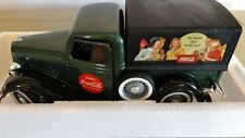 Coca-Cola 1936 Ford V8 Die Cast Metal Pickup Truck Made In France