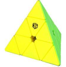 QiYi X-Man Design Mag Pyraminx Rubik's Cube Stickerless
