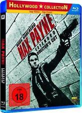 MAX PAYNE, Extended Director's Cut (Mark Wahlberg) Blu-ray Disc NEU+OVP