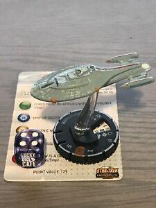 Heroclix Star Trek Tactics Series I 100 Warship Voyager Limited Edition