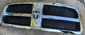 2009 2010 2011 2012 Dodge RAM 1500 Front Grille 55277441AB MOPAR