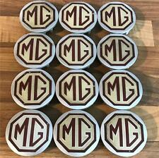 X1  MG Alloy Wheel Centre Cap ZR,160'140,120,ZS,MGTF,MGF 54mm (12 available)