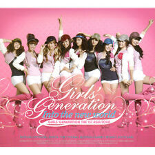 SNSD Girls' Generation -The 1st Asia Tour : Into The New World New Digipak 2CD