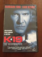 K 19 THE WIDOWMAKER  - 1 DVD - 132 MIN - FILMAX HOME VIDEO - HARRISON FORD