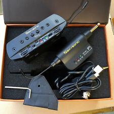 Acoustic Guitar Pickup WIRELESS freestyle FS-I Soundhole skysonic