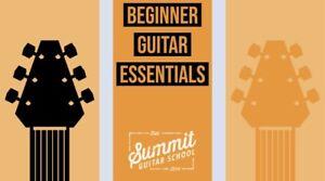 Guitar Course - Online Guitar Class - Self Paced Guitar Essentials