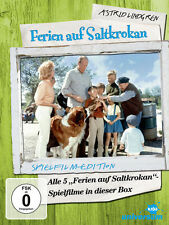 Astrid Lindgren Ferien auf Saltkrokan Box - 5 DVD