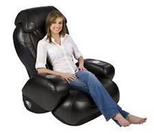 BRAND NEW Black iJoy 2580 Robotic Human Touch Massage Chair Massaging Recliner