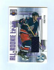 RICK NASH 2002-03 IN THE GAME JERSEY RC ROOKIE 1/1 THE NATIONAL CLEVELAND