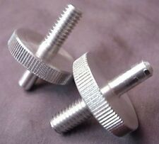 UPRIGHT DOUBLE BASS BRIDGE HEIGHT ADJUSTER WHEELS