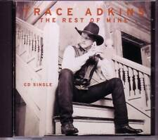 TRACE ADKINS Rest of Mine / Dreamin out Lound LIMITED 2 TRACK CD single 1997 USA