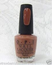 OPI Nail Polish Color Chocolate Moose C89 .5oz/14mL