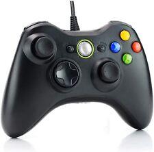 Manette Filaire Xbox 360 PC USB Joystick Vibration Gaming Gamer Jeux Vidéo Game