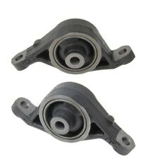 Acura RL 96-04 Set Pair of 2 Front Lower Forward Suspension Control Arms Bushing