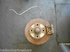 LOTUS ELAN M100 1990 1.6 TURBO NSR PASSENGER REAR HUB ASSEMBLY DISC CALIPER