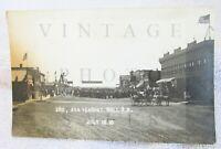 1910 Wall South Dakota Real Photo Photograph Postcard Celebration Wall Drug Fame