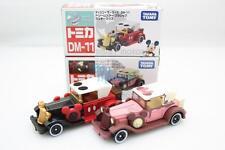 Tomica Takara Tomy Disney Motors Mickey Minnie Mouse Valentine 2X Set Toy Cars
