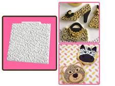 Katy SARA Pelle di leopardo stampa design MAT goffratrici Sugarcraft NEXT DAY Despatch